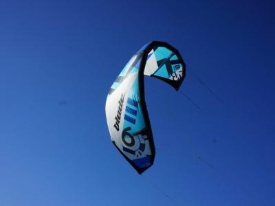 Blade Kiteboarding Tiny Beast 6m 2017 Kitesurfing Review