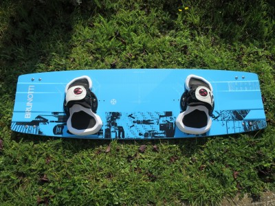 Brunotti Youri Pro 135 x 40cm 2015 Kitesurfing Review