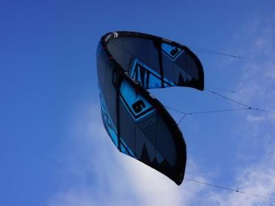 Naish Kiteboarding Slash 9m 2018 Kitesurfing Review