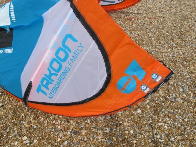 Takoon Reflex 7m 2012 Kitesurfing Review