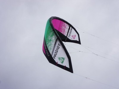 Ocean Rodeo Prodigy 6 9.5m 2019 Kitesurfing Review
