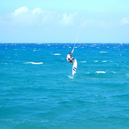 Aphrodite Resort Kitesurfing Holiday and Travel Guide