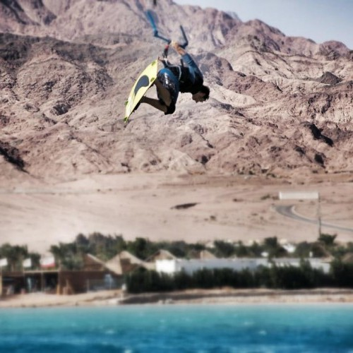 Dahab Kitesurfing Holiday and Travel Guide