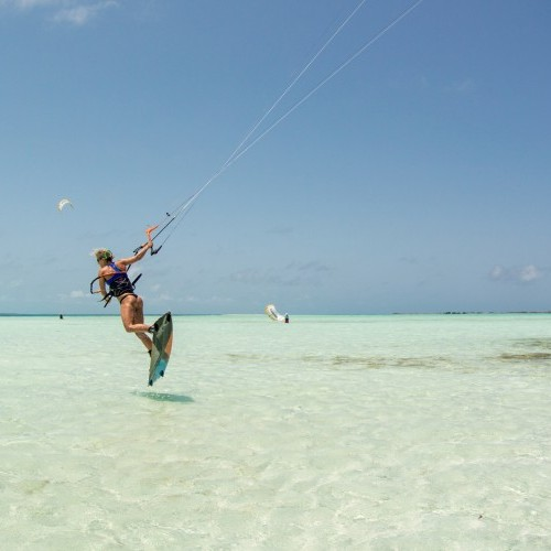 El Yaque Kitesurfing Holiday and Travel Guide