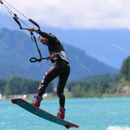 Lake Silvaplana Kitesurfing Holiday and Travel Guide