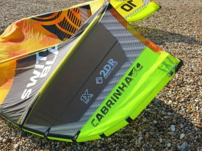 Cabrinha Switchblade 10m 2015 Kitesurfing Review