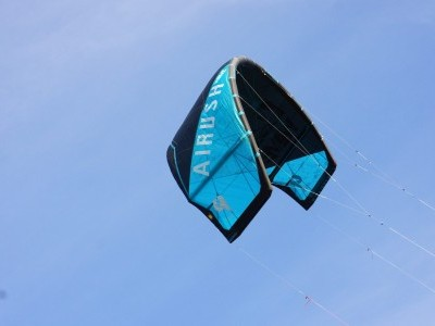 Airush Wave V8 9m 2019 Kitesurfing Review
