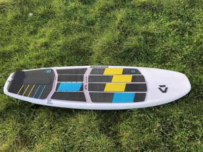 DUOTONE Whip SLS 5'3 2021 Kitesurfing Review