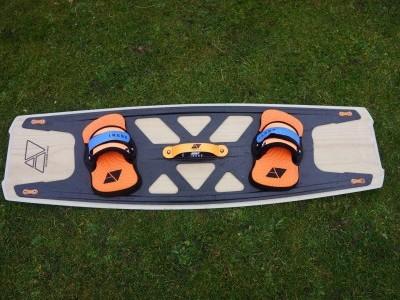 INOBO Kiteboarding Woodio 135 x 40cm 2019 Kitesurfing Review