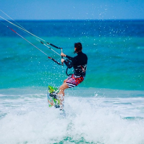 Boa Vista Kitesurfing Holiday and Travel Guide