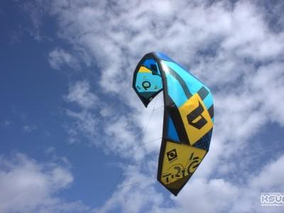 Blade Kiteboarding Trigger 9m 2016 Kitesurfing Review