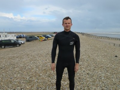NeilPryde Mission Front Zip 5/4/3mm 2015 Kitesurfing Review