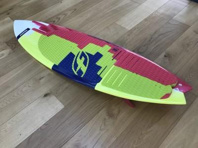 F-ONE Kiteboarding Mitu Pro Model 5'8 2018 Kitesurfing Review