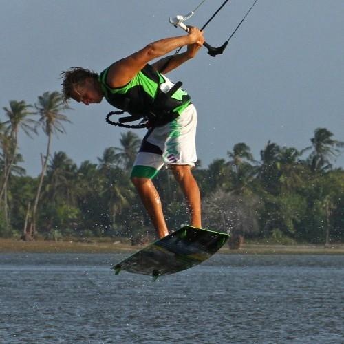 Blind Judge 3 Kitesurfing Technique