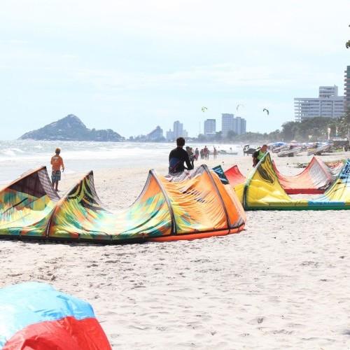 Hua Hin Kitesurfing Holiday and Travel Guide