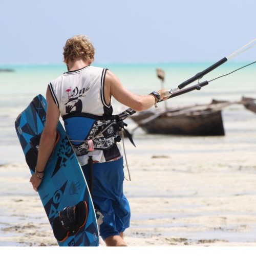 Jambiani Kitesurfing Holiday and Travel Guide