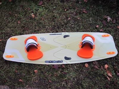 Nobile Kiteboarding NHP Split Board 134 x 42cm 2014 Kitesurfing Review
