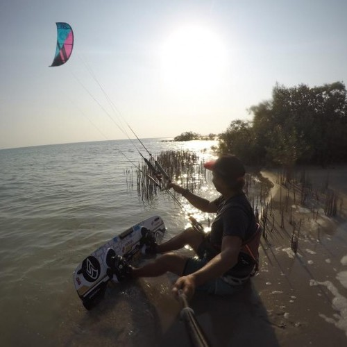 Jeddah Kitesurfing Holiday and Travel Guide