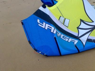 Best Kiteboarding Yarga 11m 2007 Kitesurfing Review