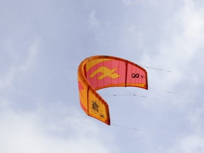 F-ONE Kiteboarding Bandit S 8m 2020 Kitesurfing Review