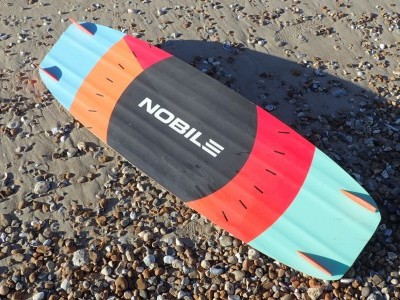 Nobile Kiteboarding 50Fifty Pro 138 x 39.5cm 2017 Kitesurfing Review
