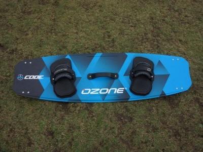 Ozone Code V1 138 x 41cm 2018 Kitesurfing Review