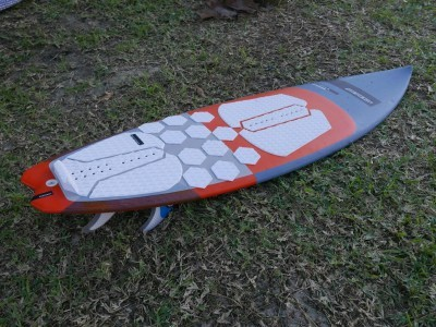 RRD Salerosa V4 5'8 2018 Kitesurfing Review