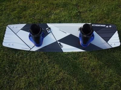 CORE Kiteboarding Bolt 140 x 41cm 2016 Kitesurfing Review
