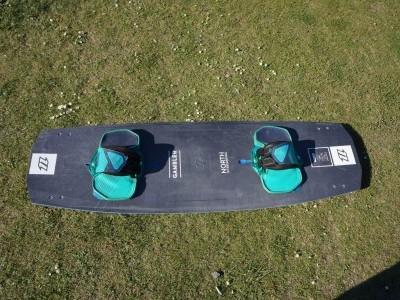 North Kiteboarding Gambler 131 x 41cm 2017 Kitesurfing Review
