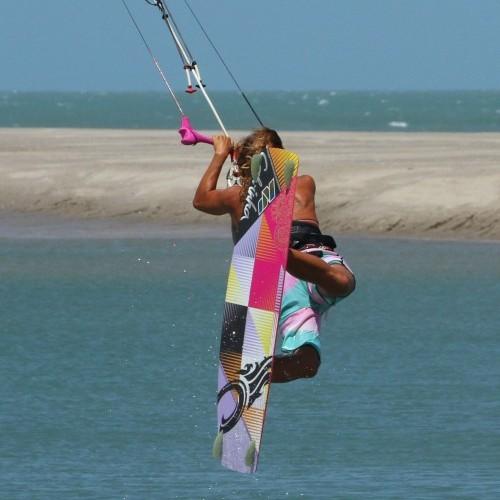 Krypt – Raley to Toeside Kitesurfing Technique