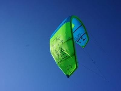 CrazyFly Cruze 17m 2017 Kitesurfing Review