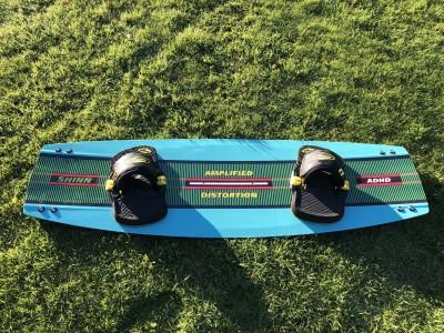 Shinn ADHD Distortion 138 x 41.5cm 2021 Kitesurfing Review