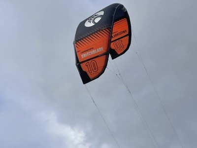 Cabrinha Switchblade 10m 2021 Kitesurfing Review