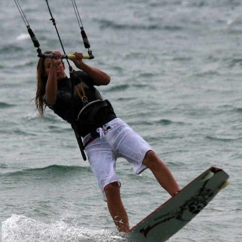 Back Loop Kitesurfing Technique
