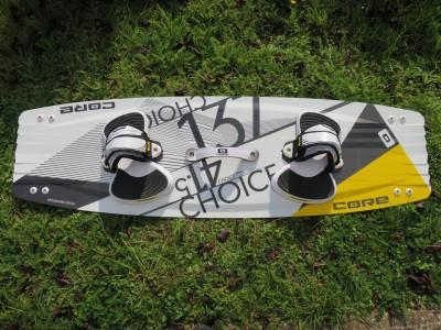 CORE Kiteboarding Choice 137 x 41.5cm 2015 Kitesurfing Review