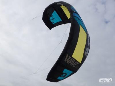 Slingshot Wave SST 9m 2017 Kitesurfing Review