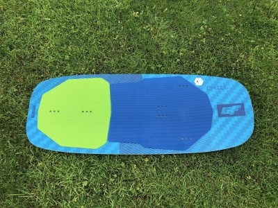 CrazyFly Chill 115 x 44cm 2020 Kitesurfing Review
