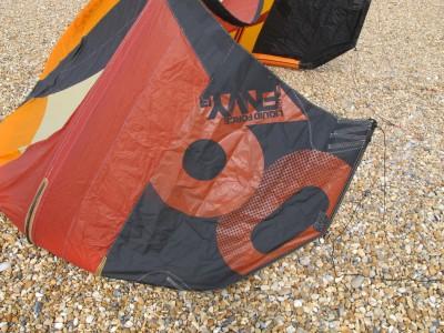 Liquid Force Kites Envy 9m 2012 Kitesurfing Review