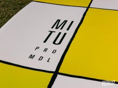 "F-ONE Kiteboarding Mitu Pro 5'8"" 2016 Kitesurfing Review"