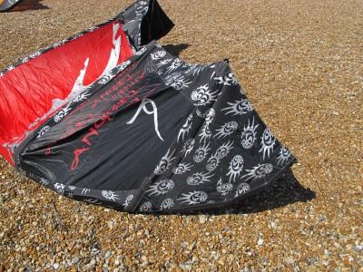 Kiteloose Angel 7m 2013 Kitesurfing Review