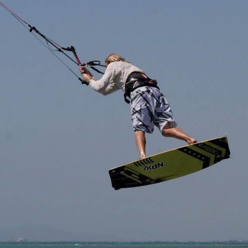 Kite Loop to Wrapped Kitesurfing Technique