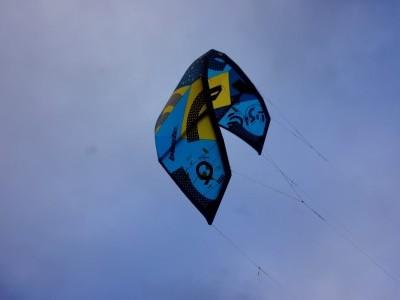 Blade Kiteboarding Trigger 9m 2017 Kitesurfing Review