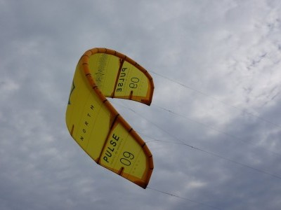 North Kiteboarding Pulse 9m 2020 Kitesurfing Review