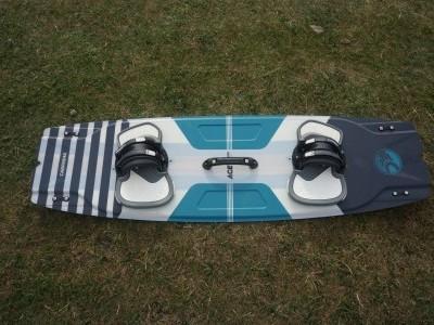 Cabrinha Ace Hybrid 138 x 41.5cm 2020 Kitesurfing Review