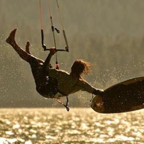 Nitinat Lake Kitesurfing Holiday and Travel Guide