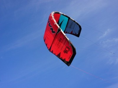 Naish Kiteboarding Dash 10m 2019 Kitesurfing Review