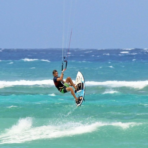 Saipan Kitesurfing Holiday and Travel Guide
