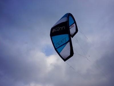 Peter Lynn Escape V5 9m 2017 Kitesurfing Review