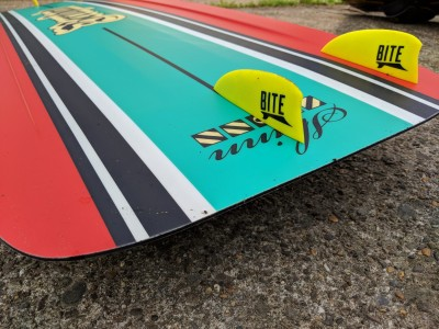 Shinn Bernhard 160 x 45cm 2019 Kitesurfing Review