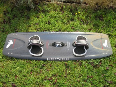 Carved Imperator Lightwind 145 x 44cm 2015 Kitesurfing Review